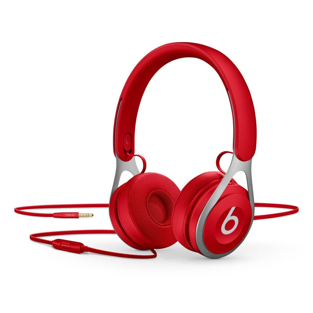 Beats by Dr. Dre ML9C2ZM/A EP On-Ear Headphones - Red