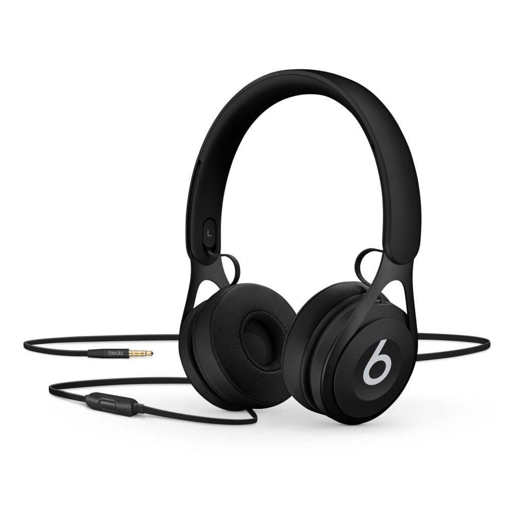 Beats by Dr. Dre ML992ZM/A EP On-Ear Headphones - Black