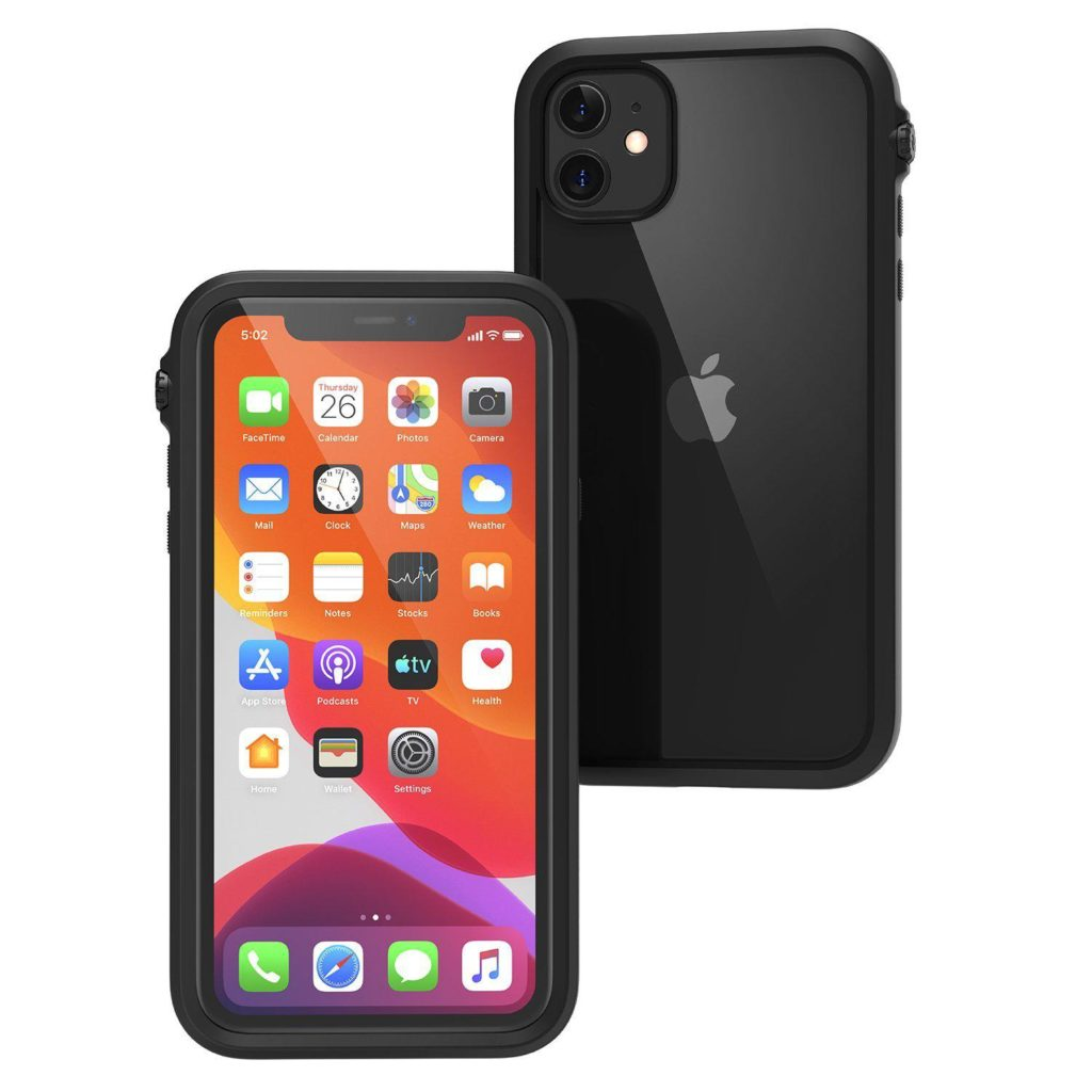 Catalyst Impact Protection iPhone 11 Case - Stealth Black