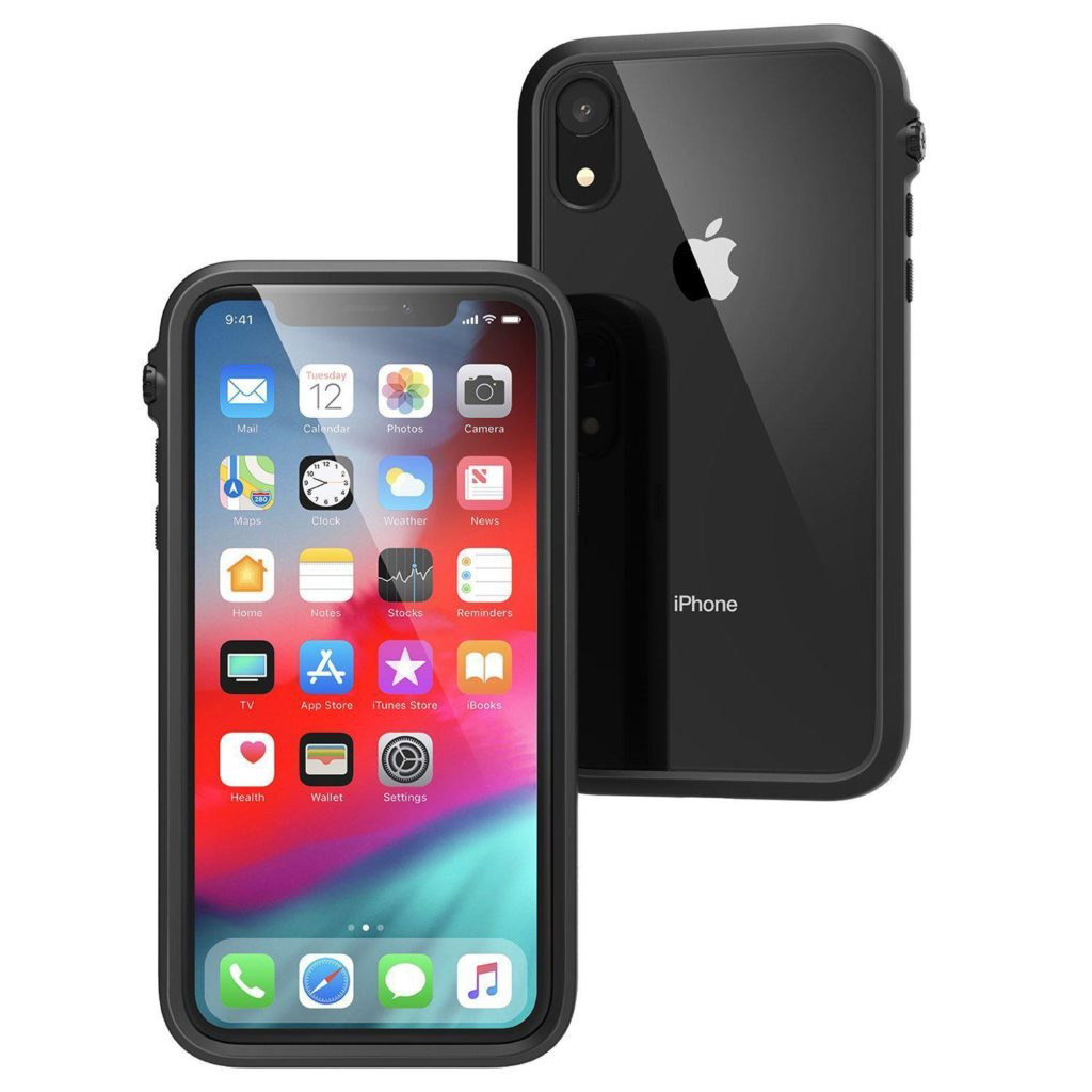 Catalyst Impact Protection iPhone XR Case – Stealth Black