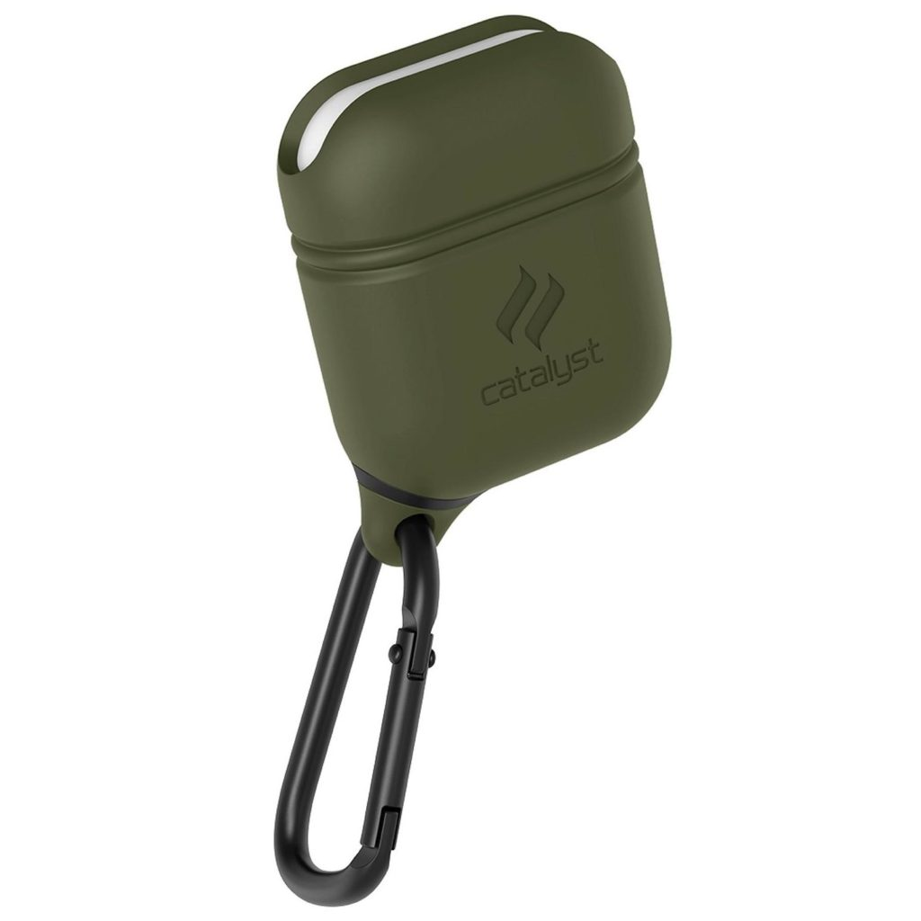 Catalyst Waterproof Apple AirPods Case - Army Green