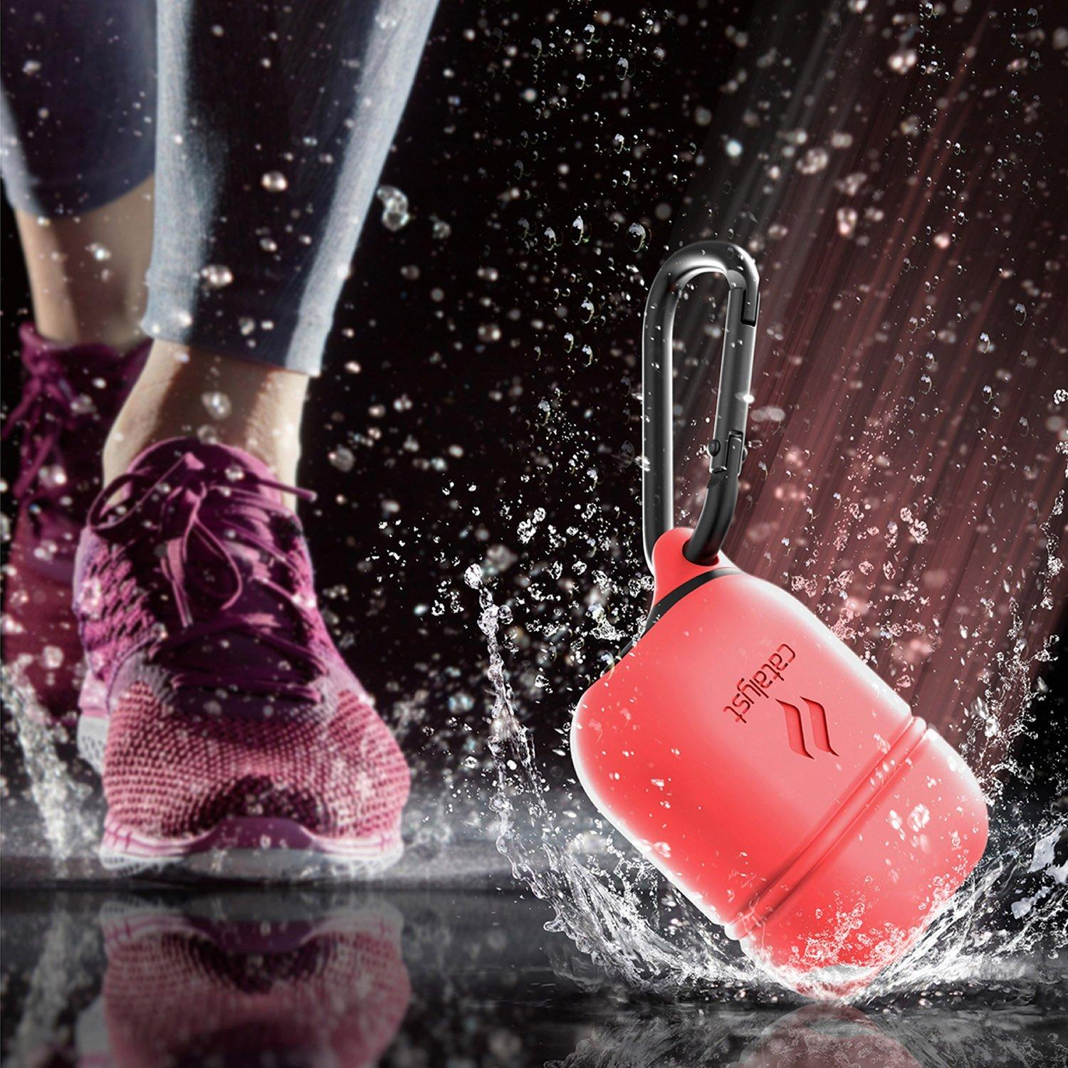 Catalyst Waterproof Apple AirPods Case - Coral
