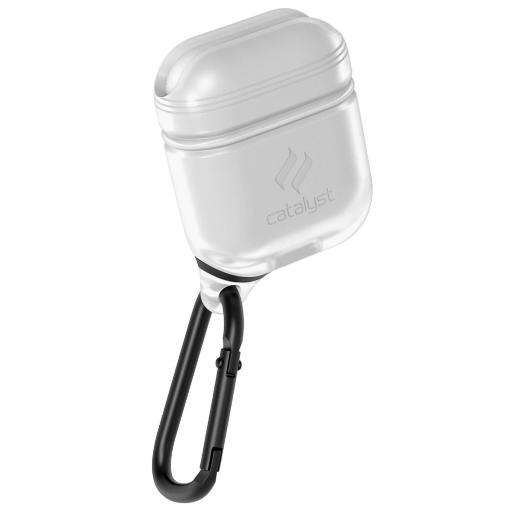 Catalyst Waterproof Apple AirPods Case - Frost White
