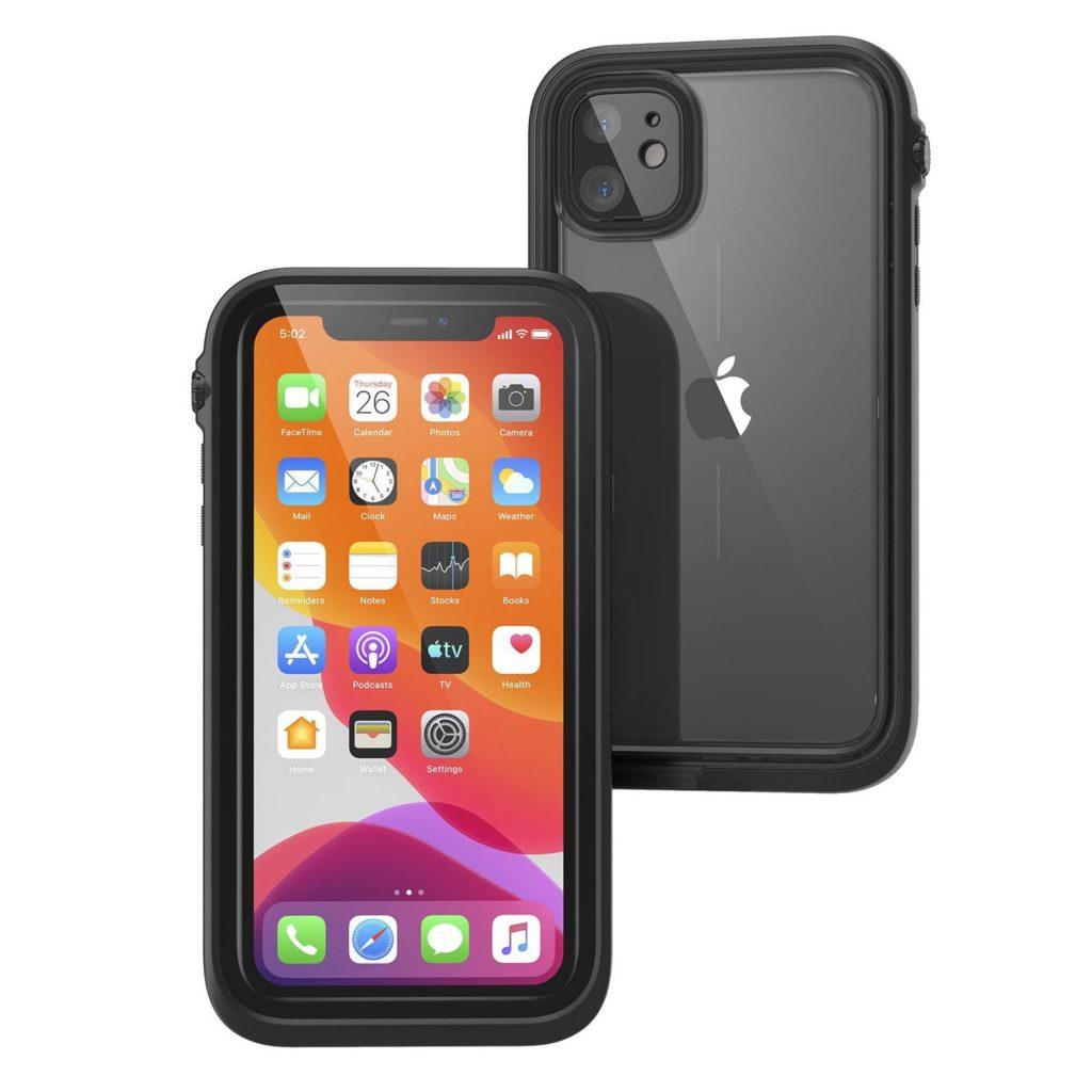 Catalyst Waterproof iPhone 11 Case - Stealth Black
