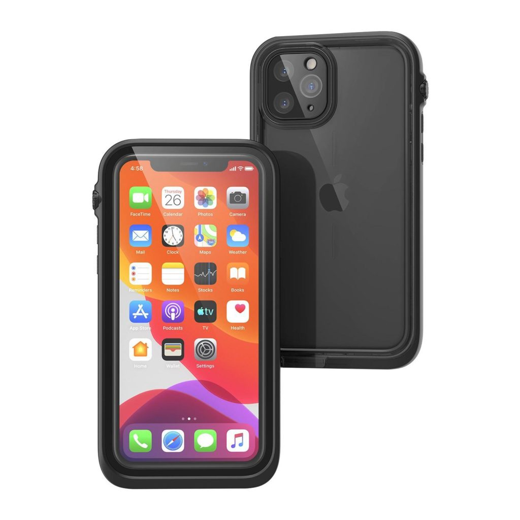Catalyst Waterproof iPhone 11 Pro Case - Stealth Black