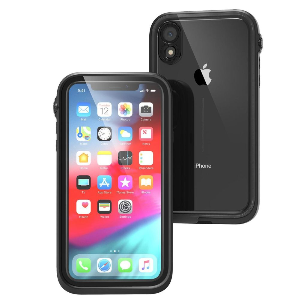 Catalyst Waterproof iPhone XR Case - Stealth Black