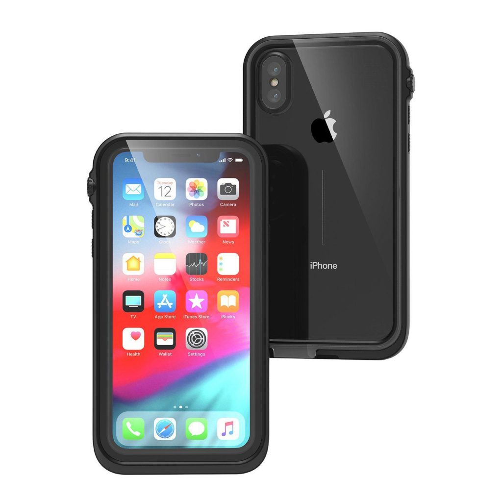 Catalyst Waterproof iPhone XS Case - Stealth Black