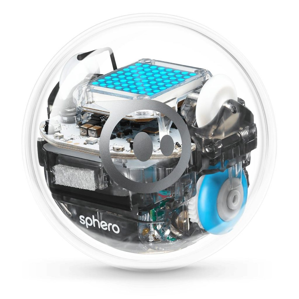 Sphero® BOLT App Enabled Robotic Ball