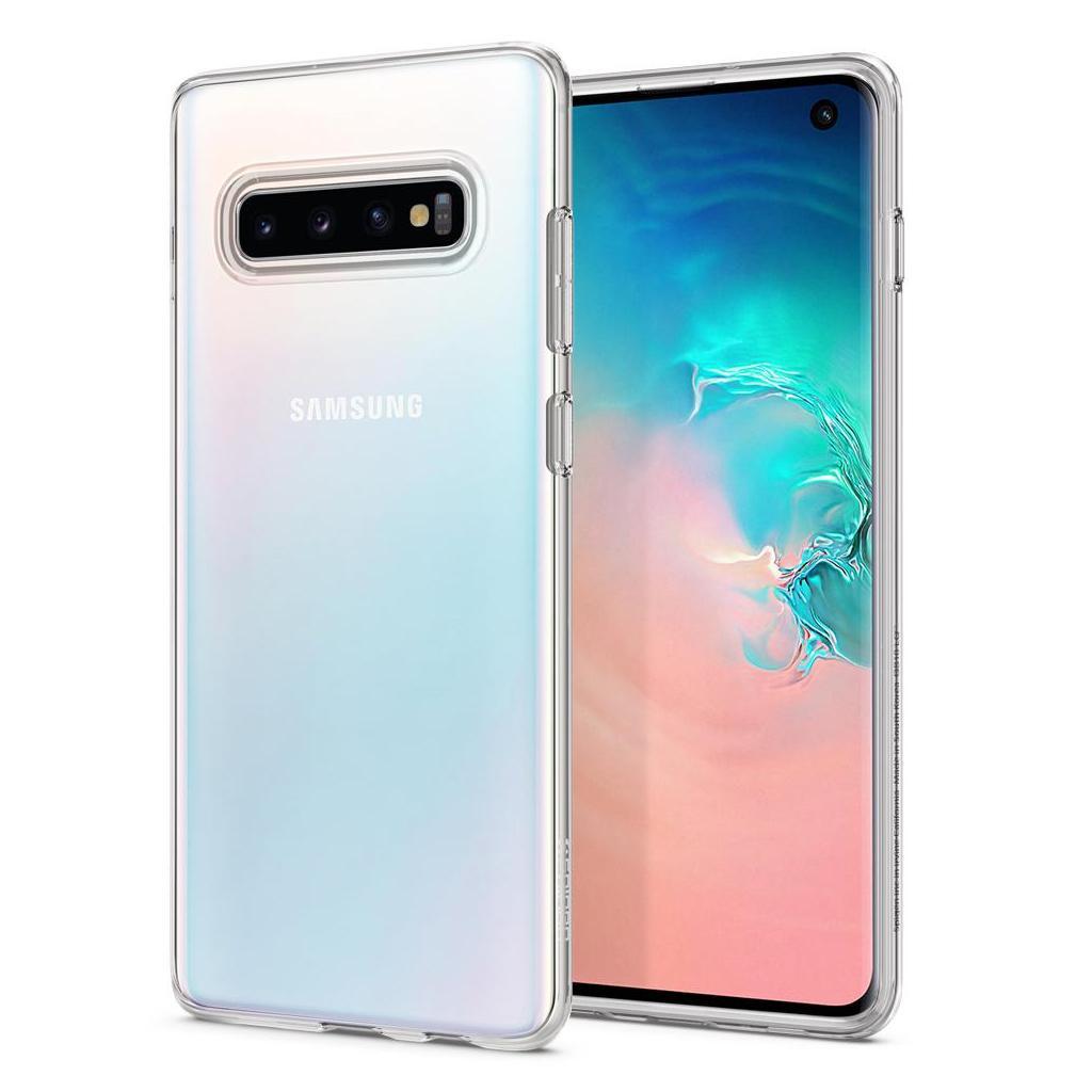 Spigen® Crystal Flex 605CS25659 Samsung Galaxy S10 Case - Crystal Clear