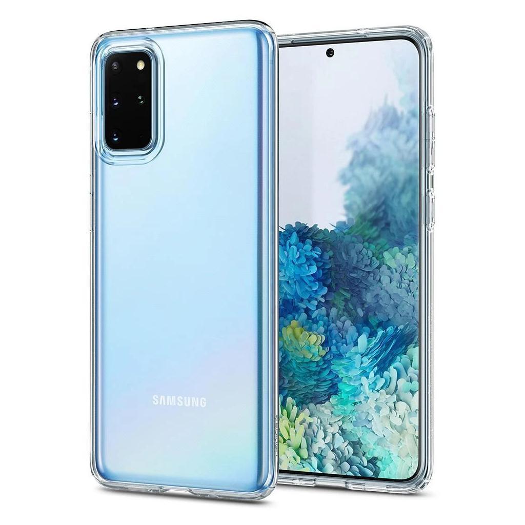 Spigen® Crystal Flex™ ACS00786 Samsung Galaxy S20+ Plus Case - Crystal Clear
