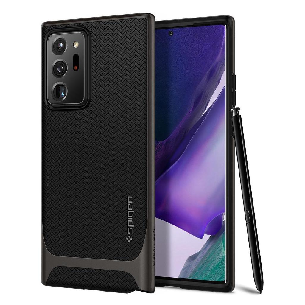 Spigen® Neo Hybrid™ ACS01399 Samsung Galaxy Note 20 Ultra Case - Gunmetal
