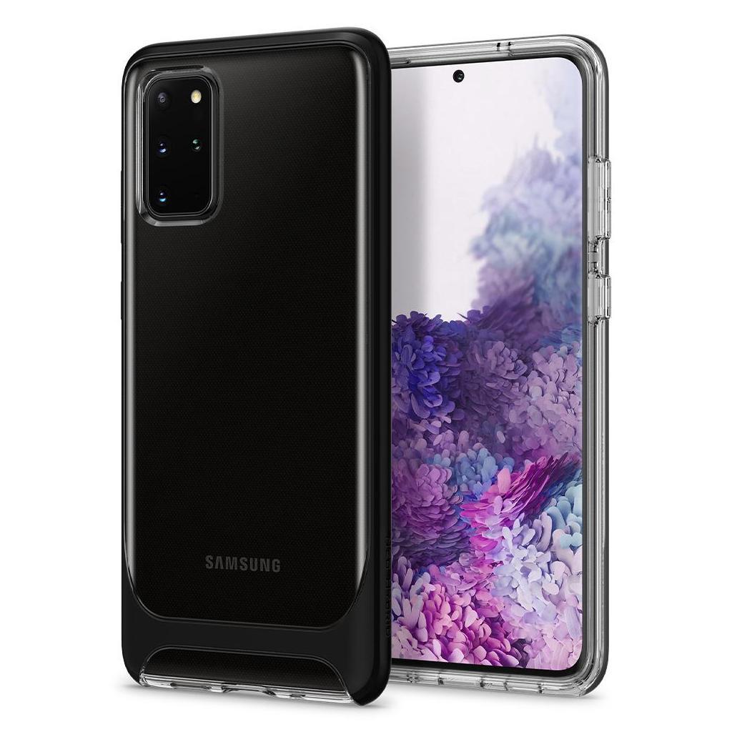 Spigen® Neo Hybrid™ CC ACS00761 Samsung Galaxy S20 Plus+ Case - Black