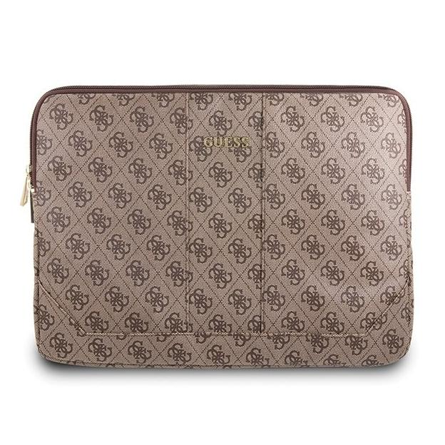 Guess® Uptown Collection Laptop 13-inch Sleeve – Brown