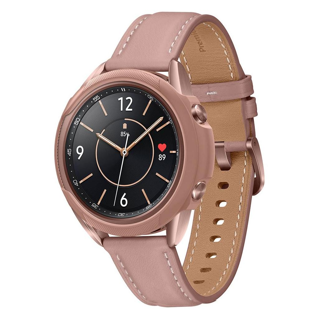 Spigen® Liquid Air™ ACS01928 Samsung Galaxy Watch 3 (41mm) Case - Bronze