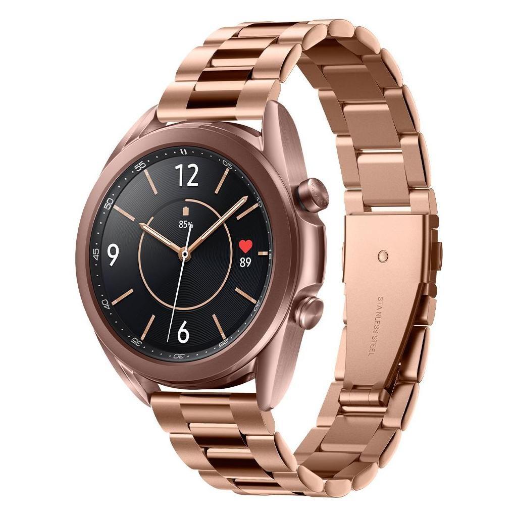 Spigen® Modern Fit™ 600WB24982 Samsung Galaxy Watch 3 (41mm) / Galaxy Watch (42mm) Band - Rose Gold