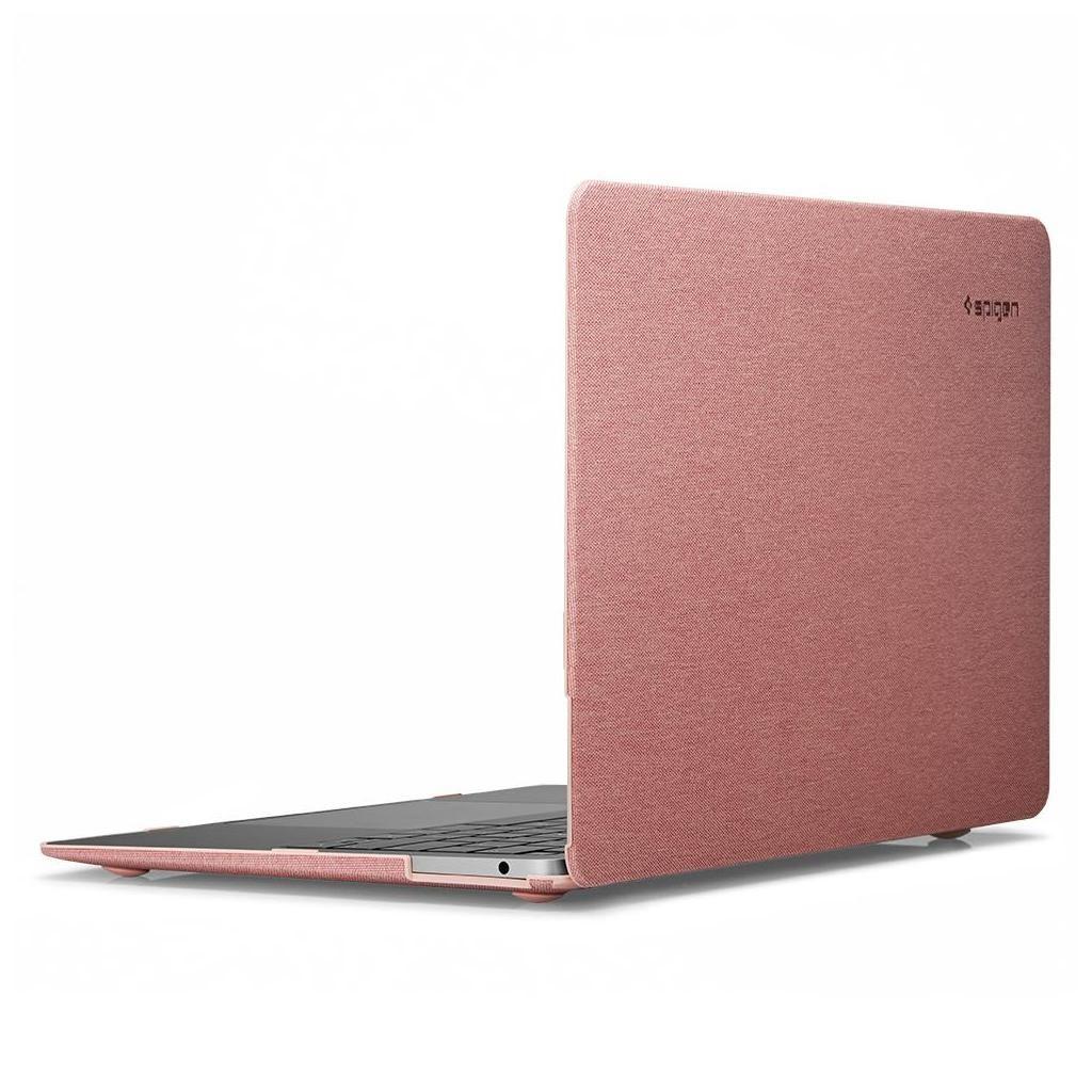 Spigen® Thin Fit™ 071CS25964 MacBook Air 13-inch (2020/2018) Case - Rose Gold