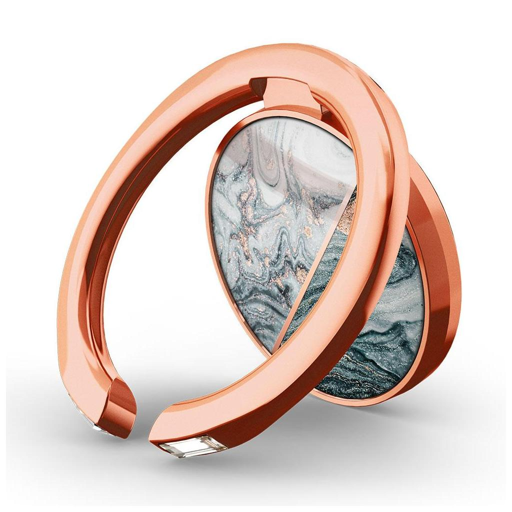 Spigen® Cyrill Shine Ring AMP01183 - Pink Marble