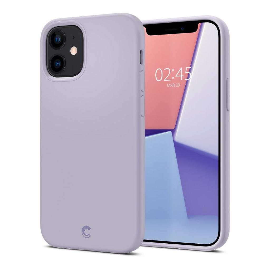 Spigen® Cyrill Silicone Collection ACS01786 iPhone 12 Mini Case - Lavender