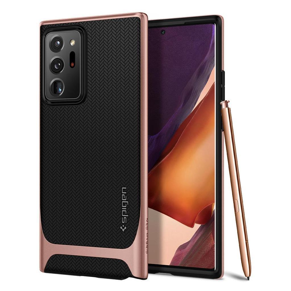 Spigen® Neo Hybrid™ ACS01575 Samsung Galaxy Note 20 Ultra Case - Bronze