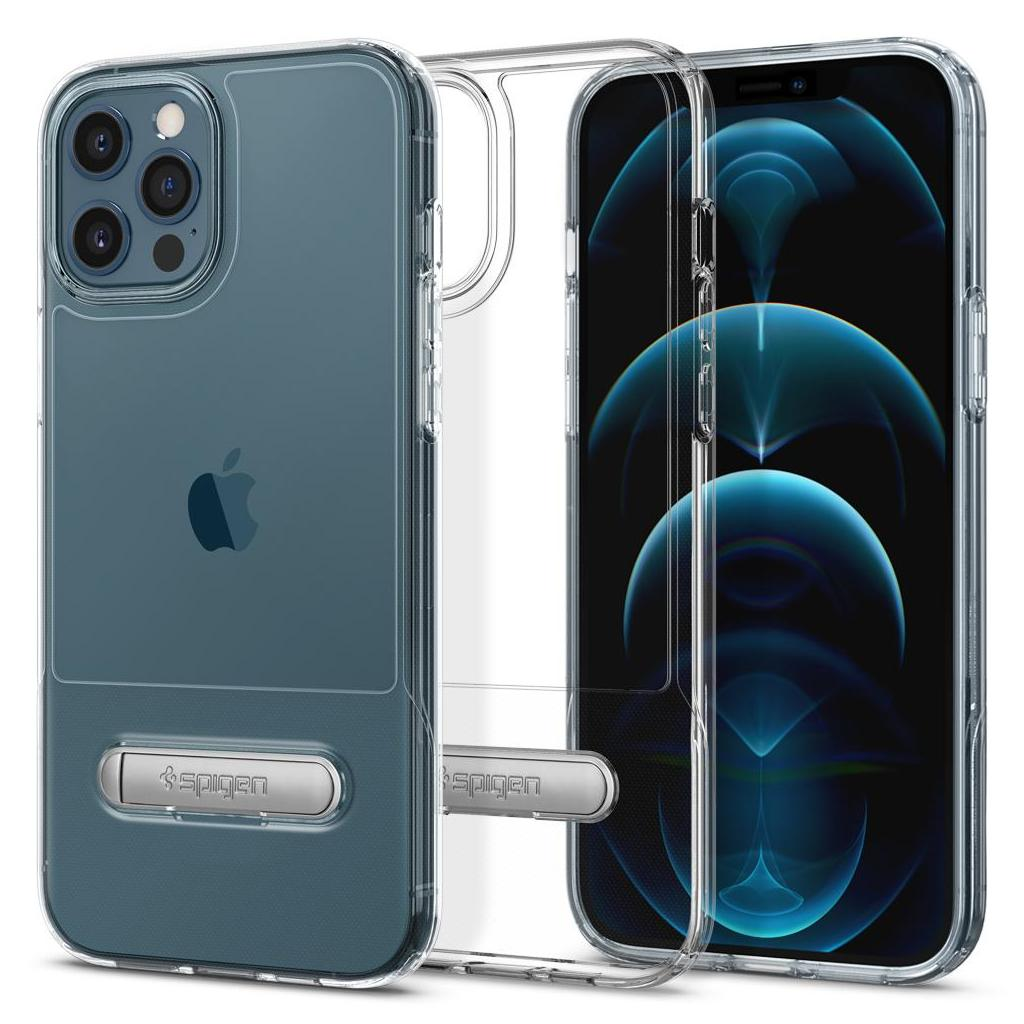 Spigen® Slim Armor™ Essential S ACS01487 iPhone 12 Pro Max Case - Crystal Clear