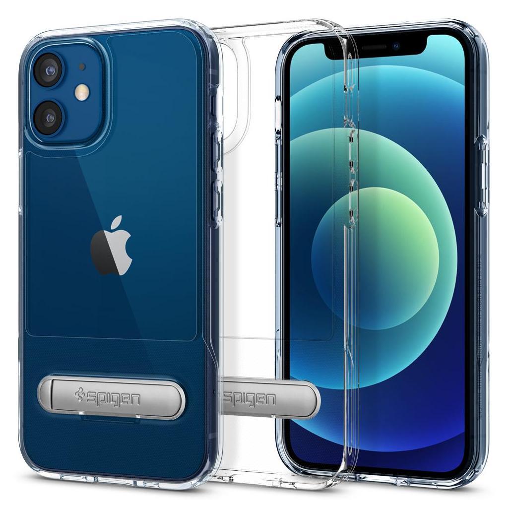 Spigen® Slim Armor™ Essential S ACS01553 iPhone 12 Mini Case - Crystal Clear