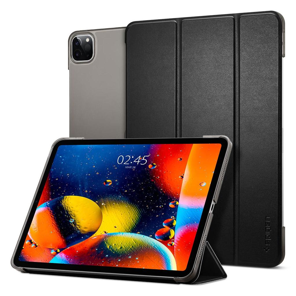 Spigen® Smart Fold™ ACS00894 iPad Pro 11-inch (2020/2018) Case - Black