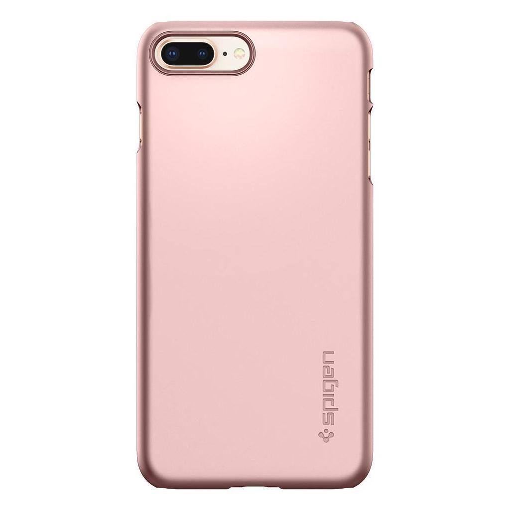 Spigen® Thin Fit™ 055CS22237 iPhone 8 Plus / 7 Plus Case - Rose Gold