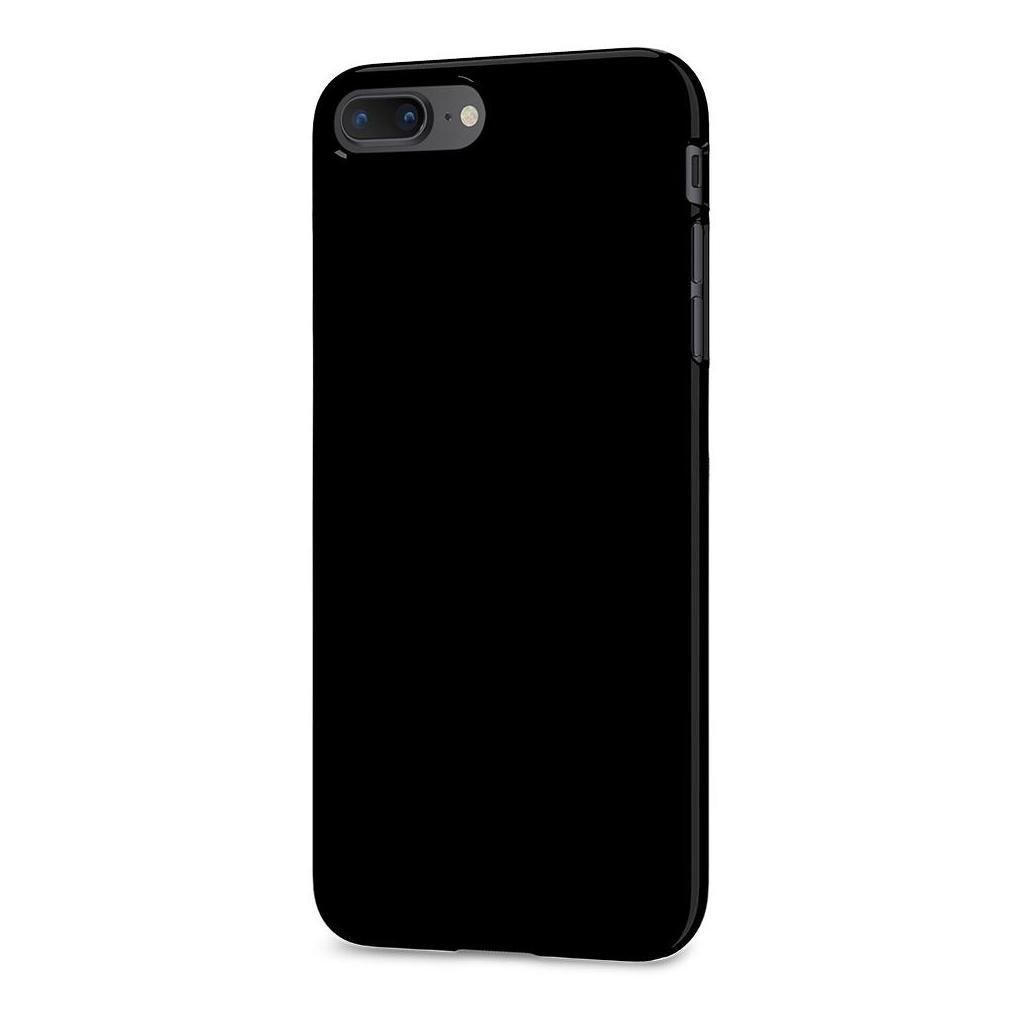 Spigen® Thin Fit™ 055CS22240 iPhone 8 Plus / 7 Plus Case - Jet Black