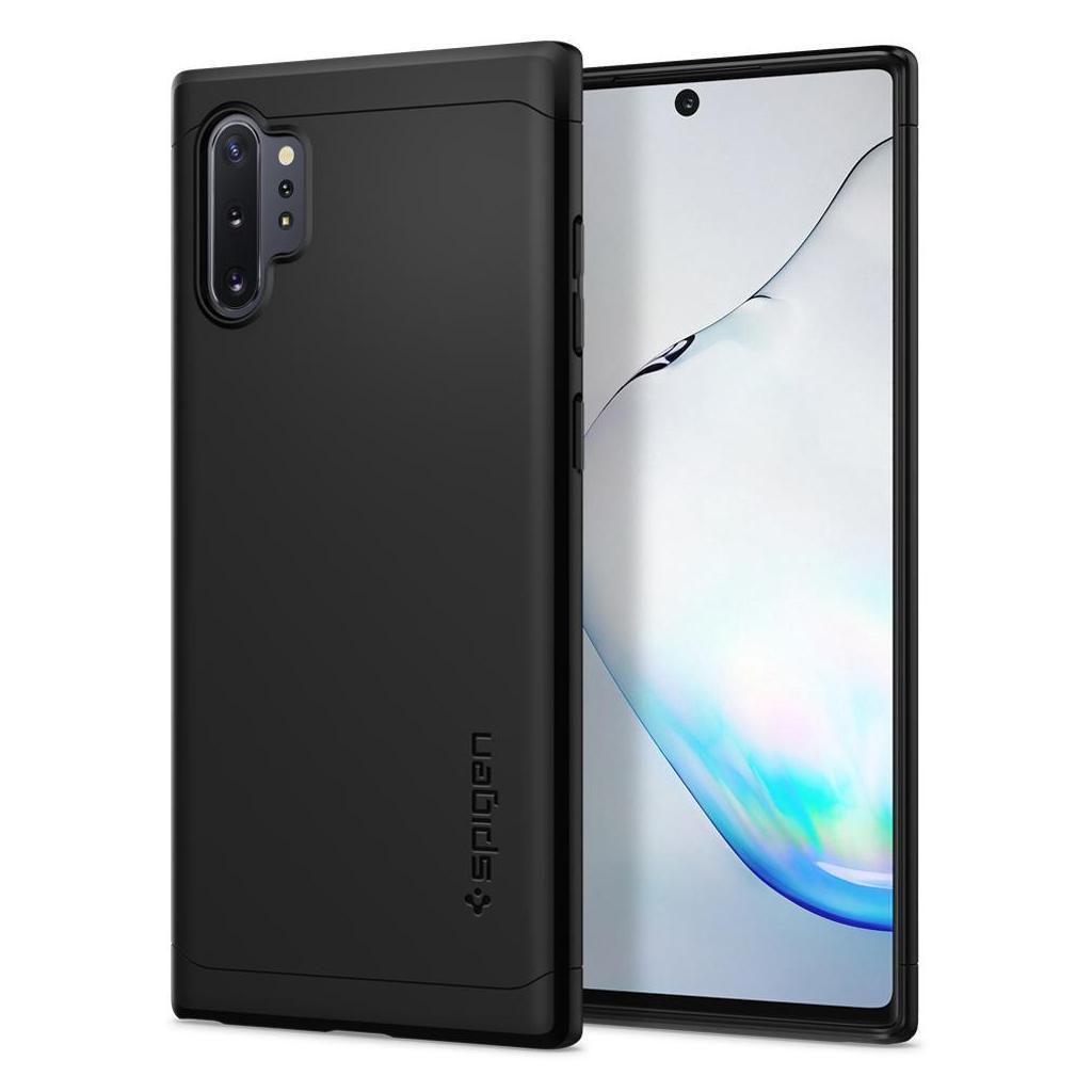 Spigen® Thin Fit™ Classic 627CS27326 Samsung Galaxy Note 10+ Plus Case - Black