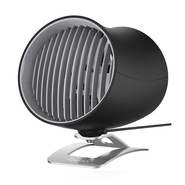 Spigen® Tquens™ H911 000EH24383 USB Touch Desk Fan - Black