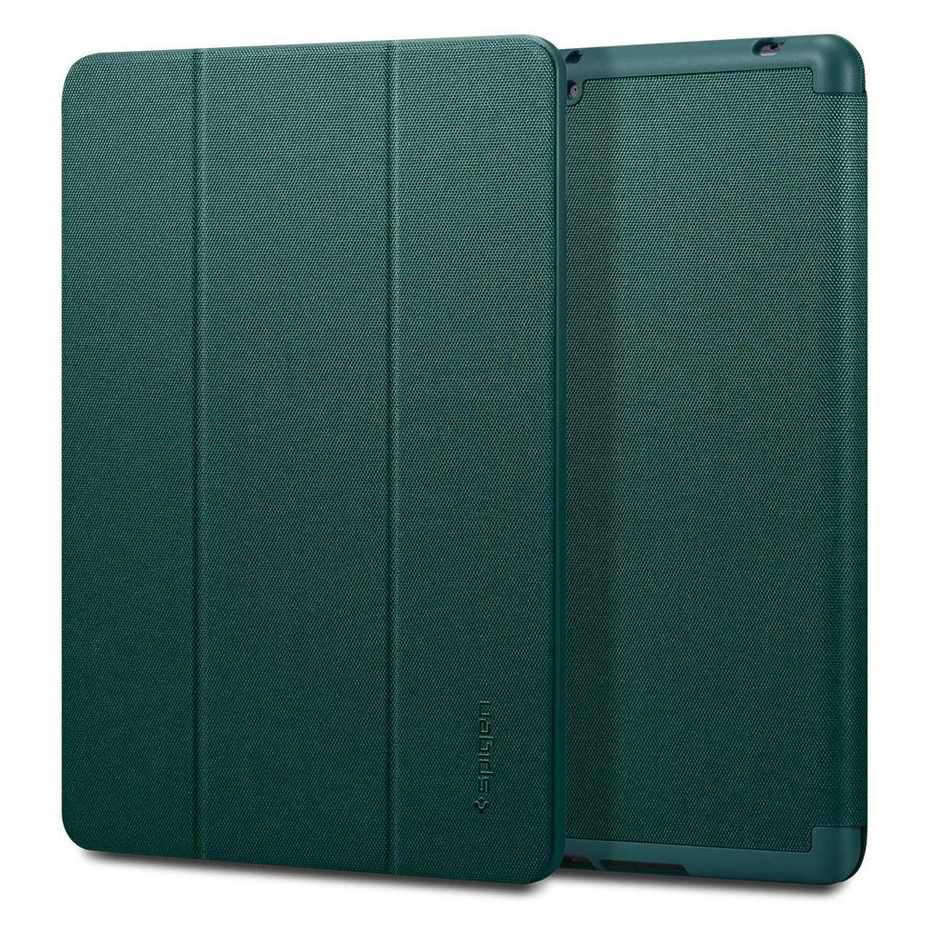 Spigen® Urban Fit™ ACS01062 iPad 10.2-inch (2020/2019) Case - Midnight Green