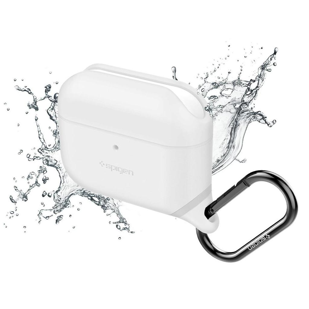 Spigen® Waterproof Slim Armor™ IP ASD01200 Apple Airpods Pro Case - White