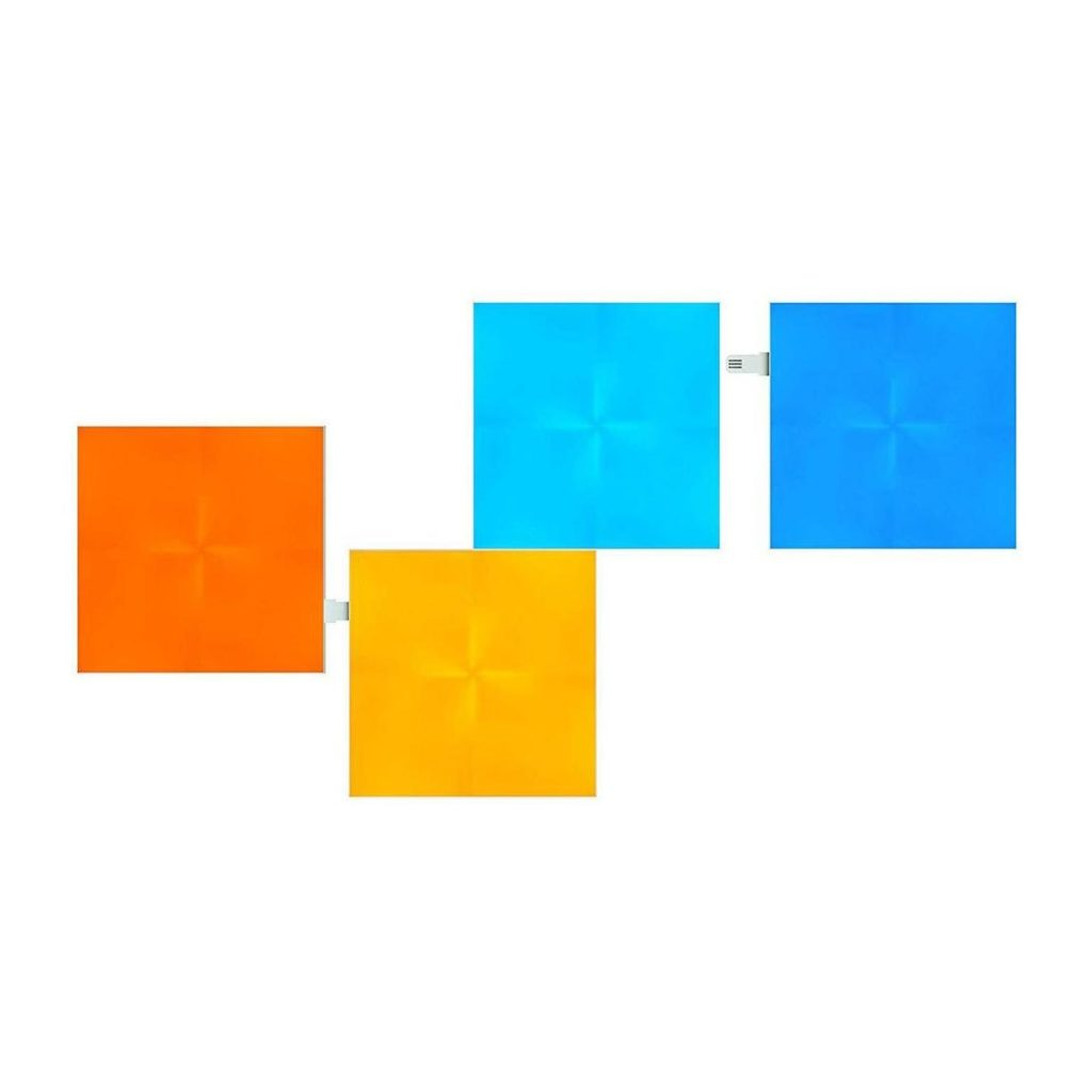 Nanoleaf Canvas Expansion Pack - 4 Panels