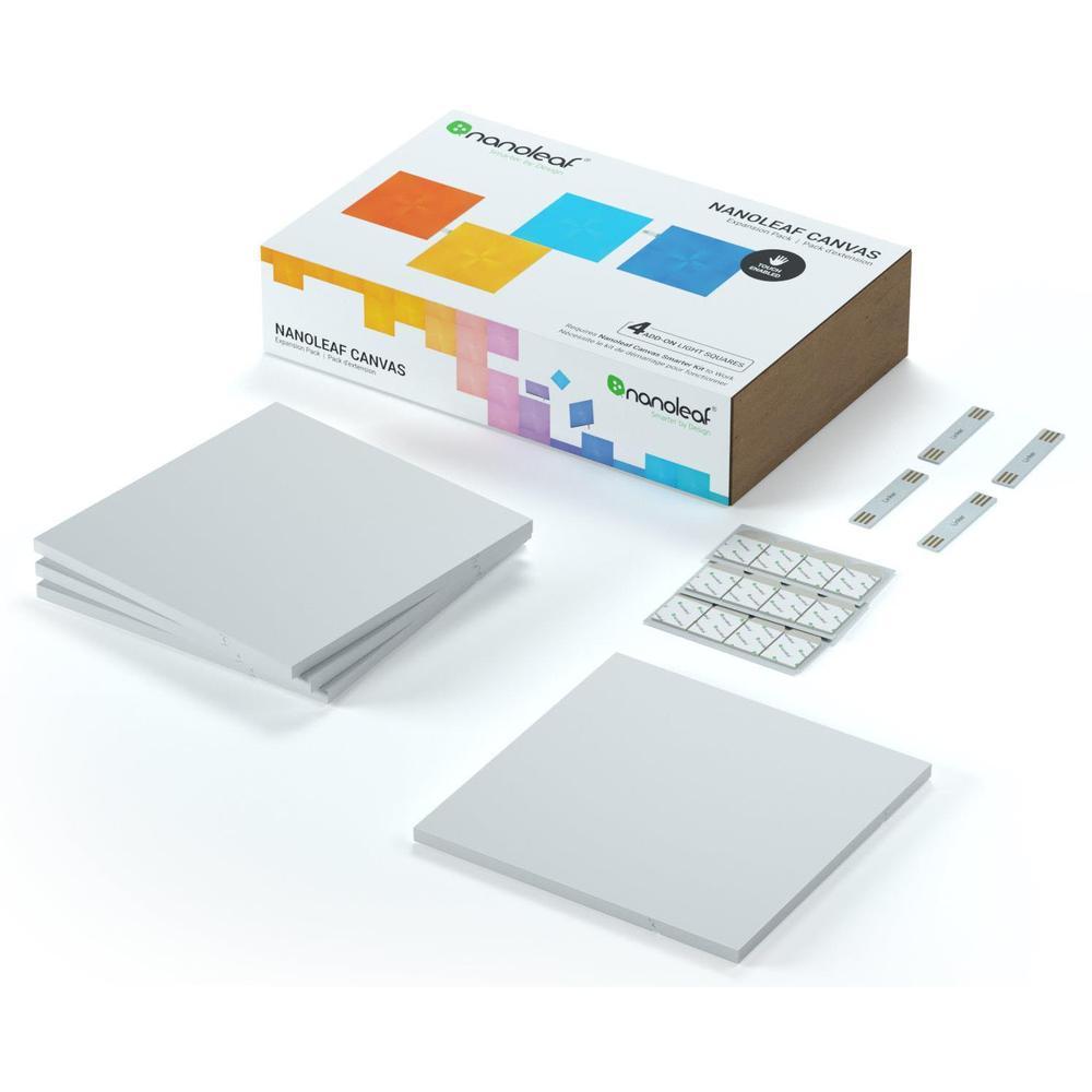 Nanoleaf Canvas Expansion Pack - 4 Panels