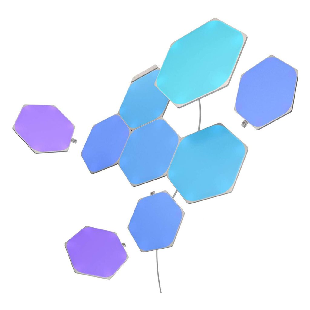 Nanoleaf Shapes Hexagons Smarter Kit - 9 Panels