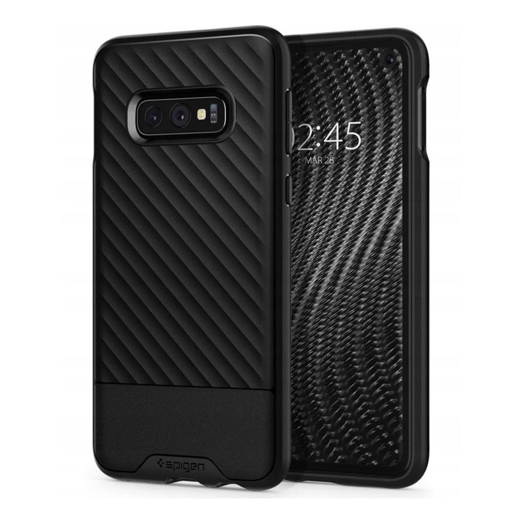 Spigen® Core Armor™ 609CS25665 Samsung Galaxy S10e Case - Black
