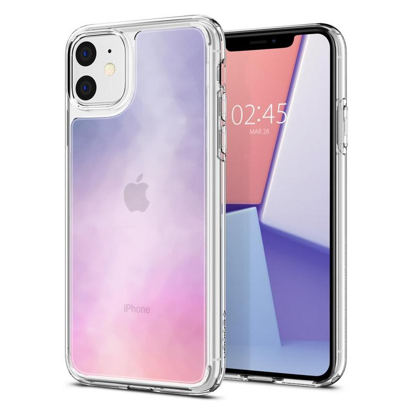 Spigen® Crystal Hybrid™ Quartz 076CS27087 iPhone 11 Case – Gradiation