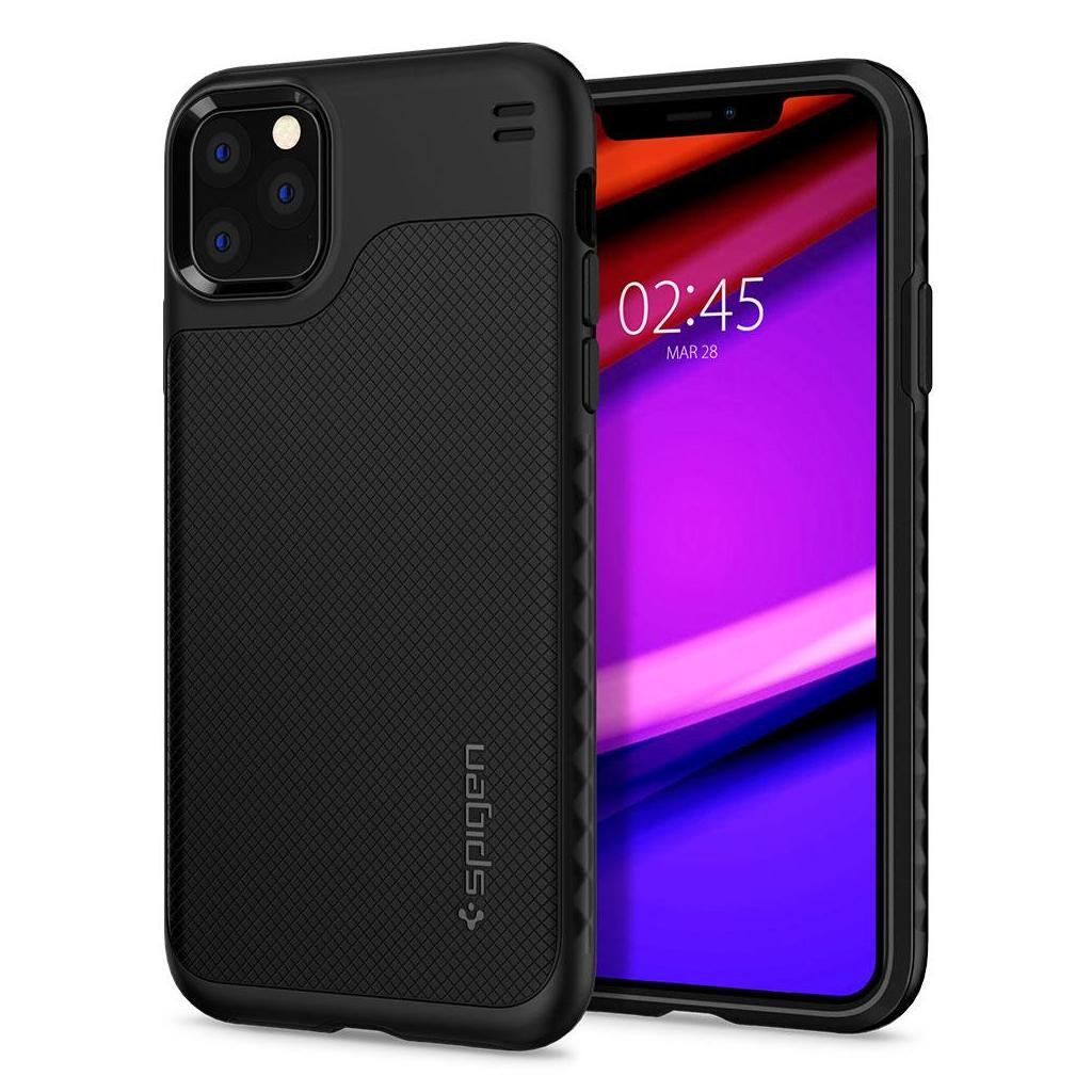 Spigen® Hybrid NX™ ACS00286 iPhone 11 Pro Case – Matte Black