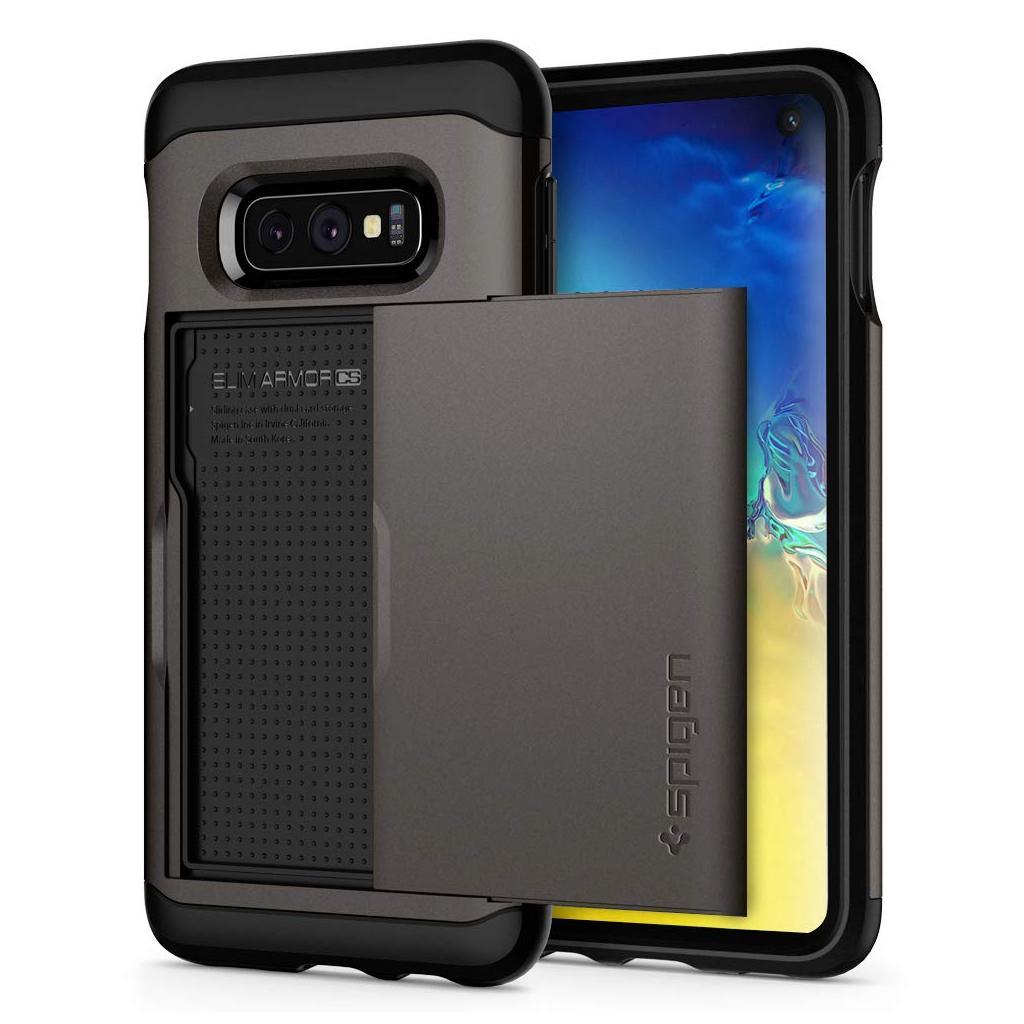 Spigen® Slim Armor™ CS 609CS25851 Samsung Galaxy S10e - Gunmetal