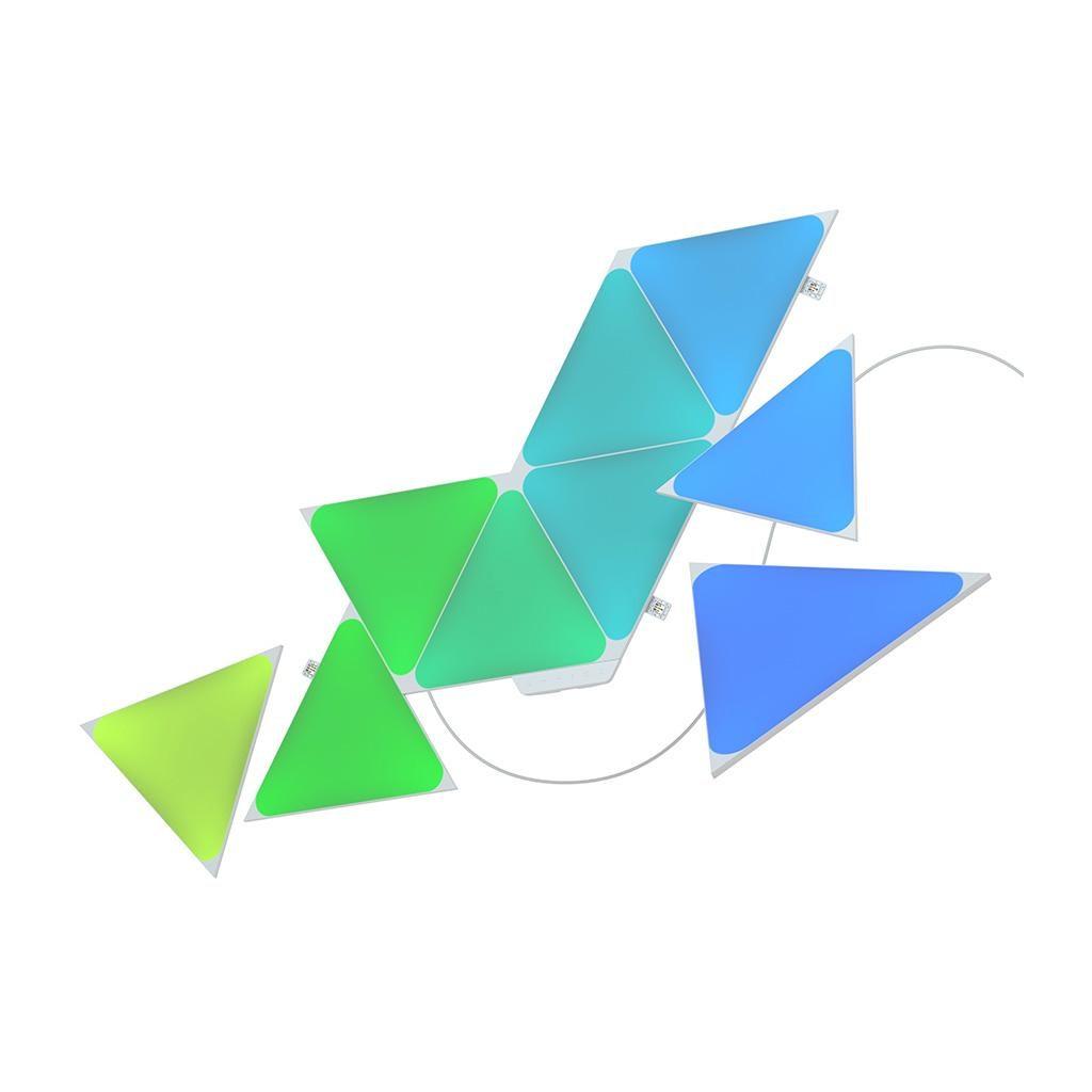 Nanoleaf Shapes Triangles Smarter Complete Kit - 9 Panels