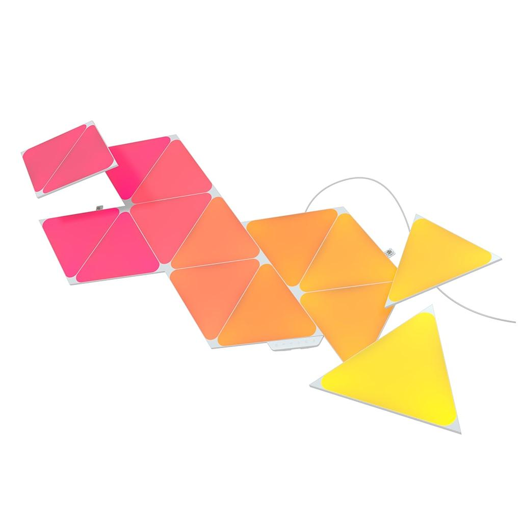 Nanoleaf Shapes Triangles Smarter Complete Kit – 15 Panels