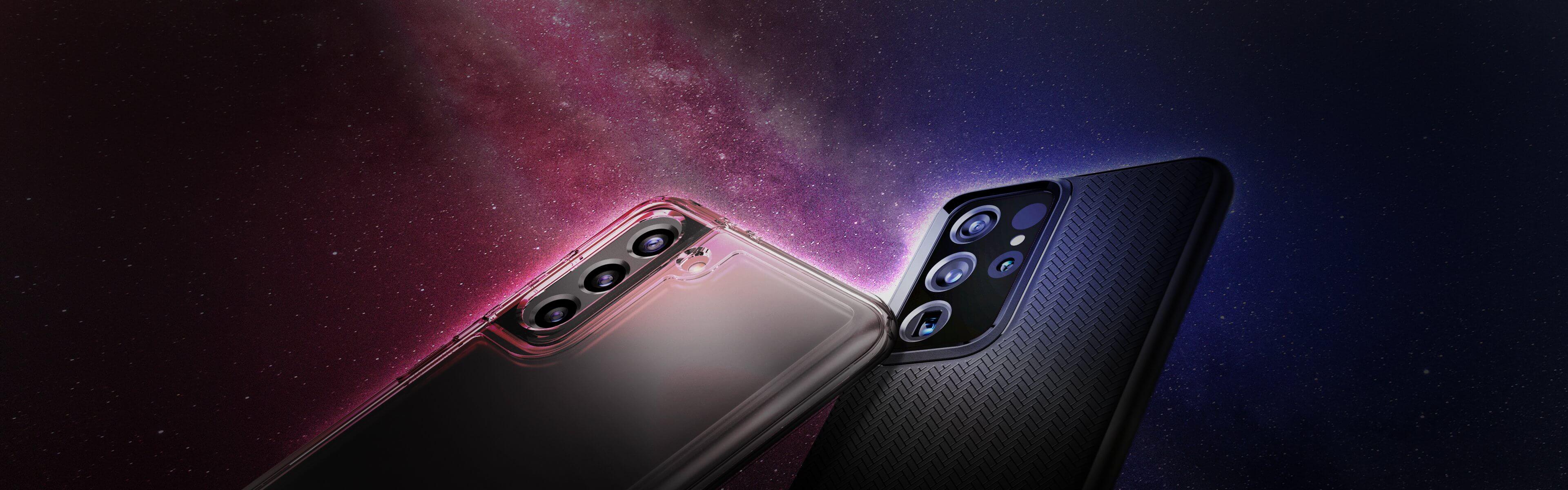 Spaceboy Spigen Promo Banner Samsung Galaxy S21