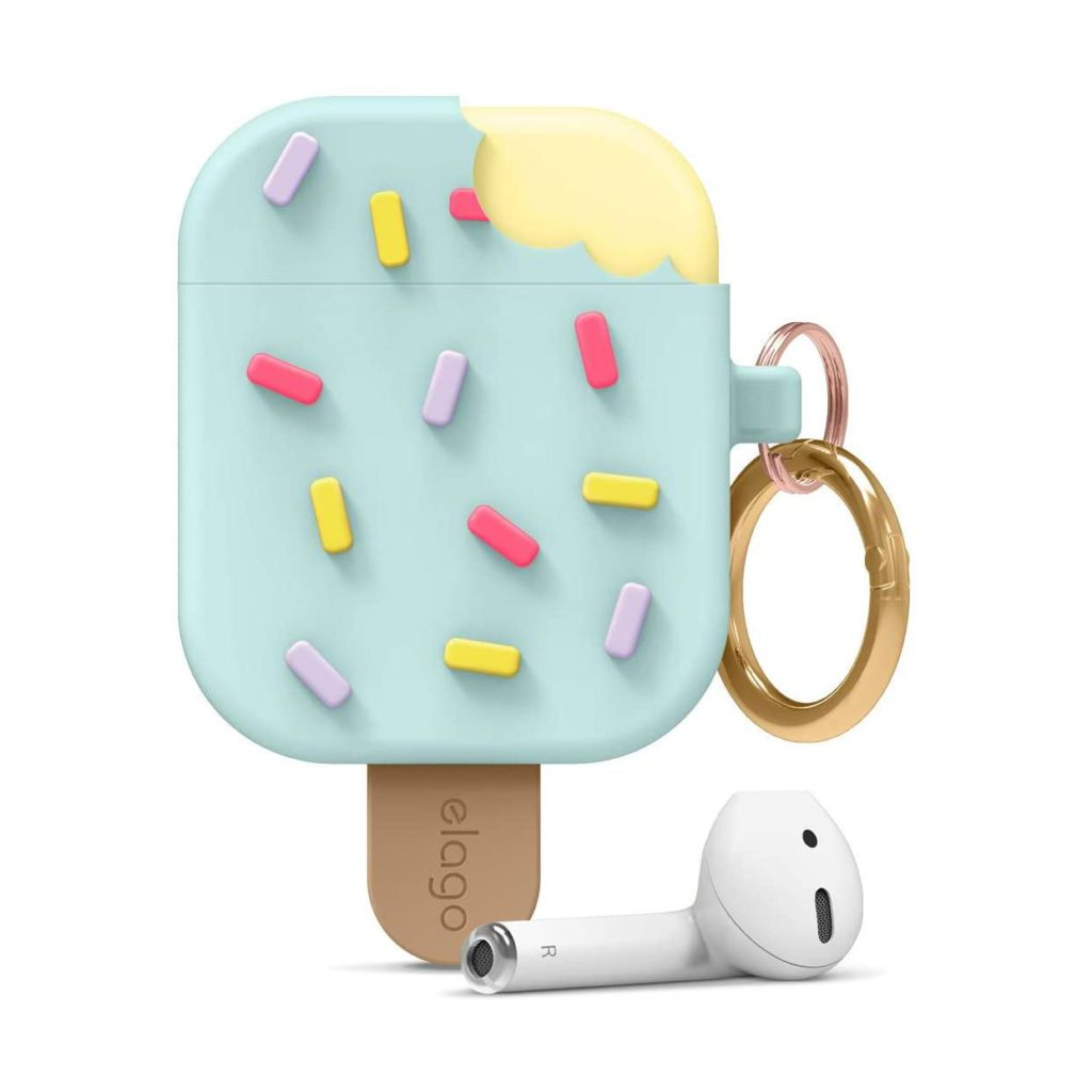 Elago® Ice Cream EAP-ICE-MT Apple AirPods Case – Mint