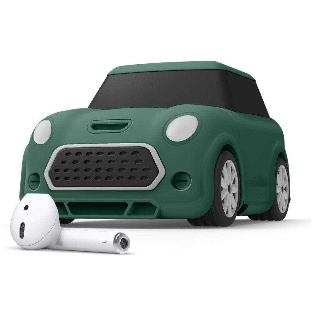 Elago® Mini Car EAP-MINICAR-GR Apple AirPods Case – Green