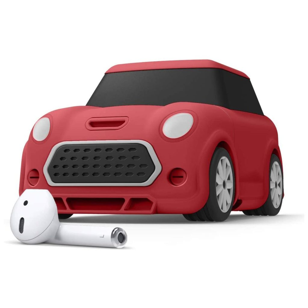 Elago® Mini Car EAP-MINICAR-RD Apple AirPods Case – Red
