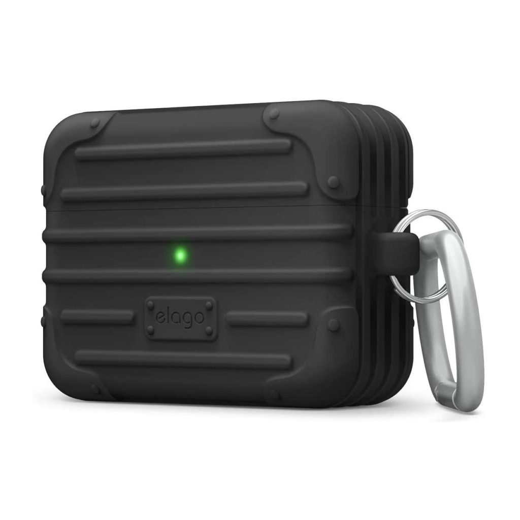 Elago® Suit EAPPSUIT-BK Apple AirPods Pro Case – Black