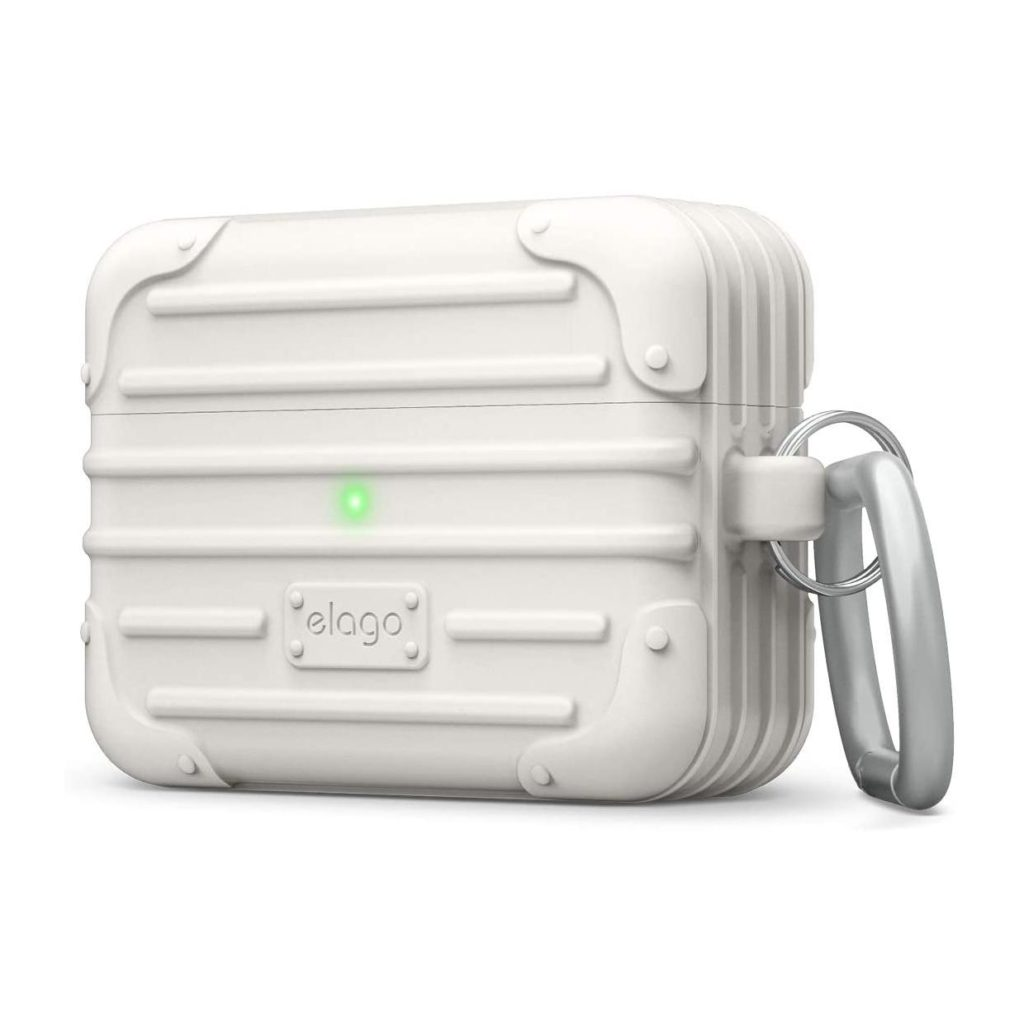 Elago® Suit EAPPSUIT-WH Apple AirPods Pro Case – White