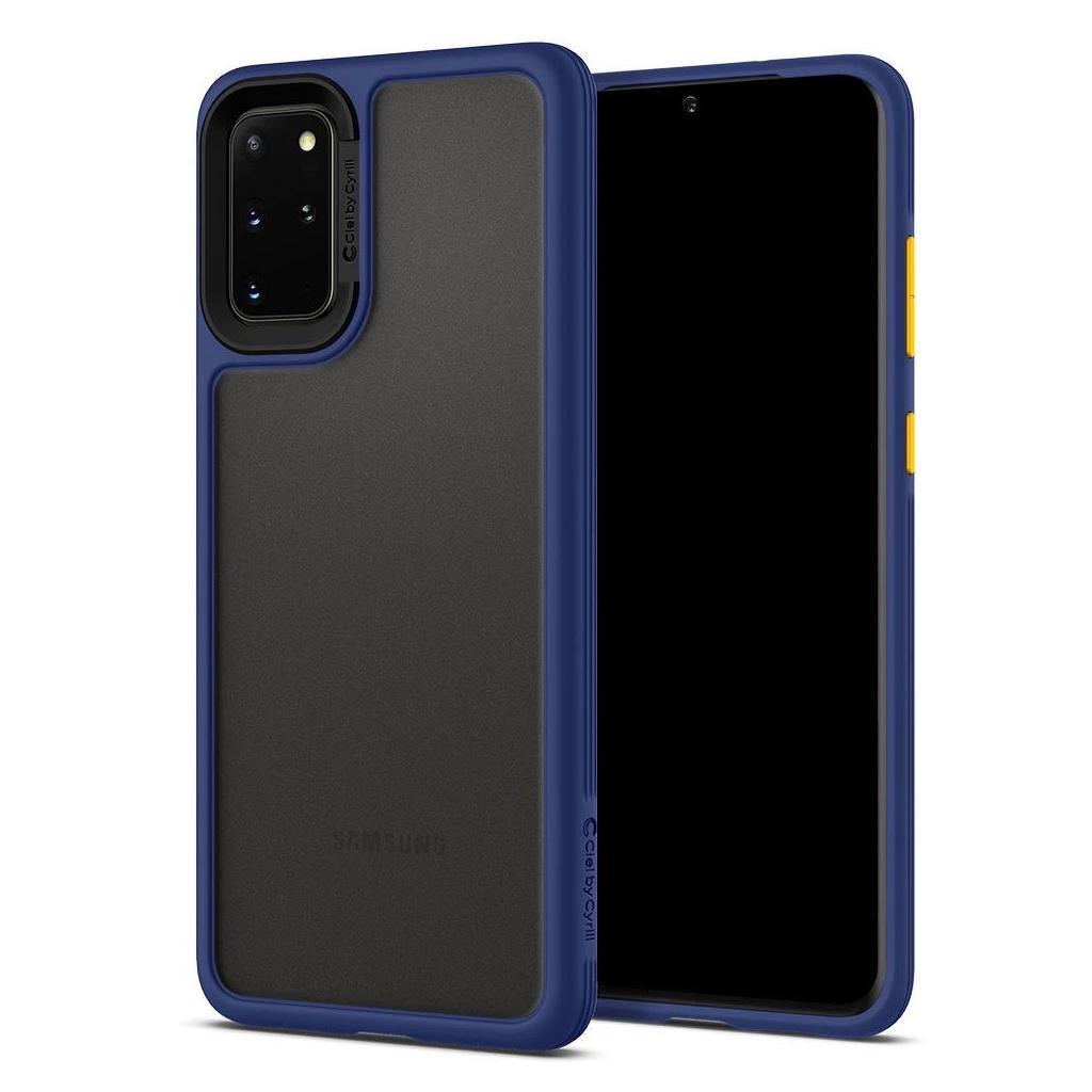 Spigen® Ciel by Cyrill Color Brick Collection ACS00768 Samsung Galaxy S20+ Plus Case – Navy