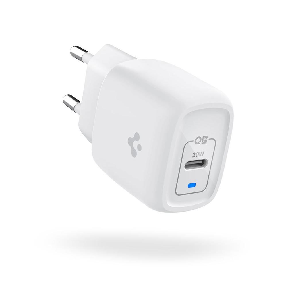 Spigen® PowerArc ArcStation™ Pro USB-C PD 3.0 20W / 3A Charger - White