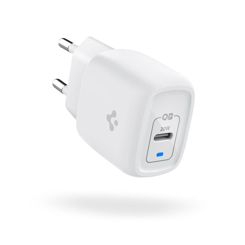 Spigen® PowerArc ArcStation™ Pro USB-C PD 3.0 20W / 3A Charger - White